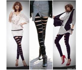 Topic 10: Bán buôn bán lẻ: Quần tất, Legging. tregging, skinny da, nhung, jeans, rách, lót nỉ, đủ loại, đủ kiểu, giá cạn