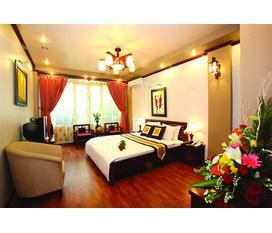 Phòng ngủ ấm áp sang trọng với thiết kế và thi công trọng gói của G8 Việt Nam