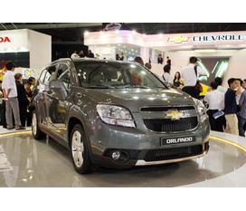Chevrolet Orlando,Orlando 2012,Orlando LT,LTZ ,phong cách mới của xe da dụng,giá rẻ nhất miền bắc
