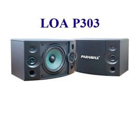 Loa Paramax P 303 giá cạnh tranh