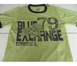 Áo Thun Blue Exchange Giá chỉ 79.000 VNĐ/áo