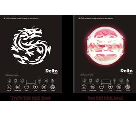 Bếp điện quang hồng ngoại Delta Dragon