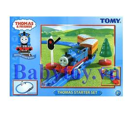 Tàu hỏa Thomas starter set 7400