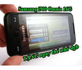Điện thoại Samsung i900 Omnia 16G