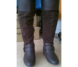 Bán boots cao cổ thời trang nhập nguyên chiếc Malaysia