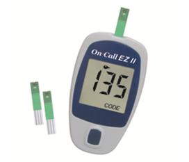 Máy đo đường huyết Oncall EZ II