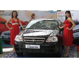 Đại lý phân phối chính hãng các dòng xe Lacetti EX, Gentra, Cruze, Spark, Captiva, chương trình khuyến mại lớn cuối năm.