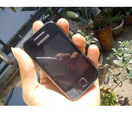 Samsung Galaxy Young chip 832Mhz bảo hành chính hãng đến 11/2012