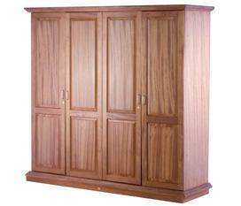 Tủ quần áo Hoàng Anh Gia lai sang trọng, gỗ thịt, vân gỗ tự nhiên