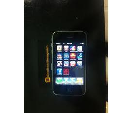 Iphone3g 16g mau trang dep long lanh nguyen bản
