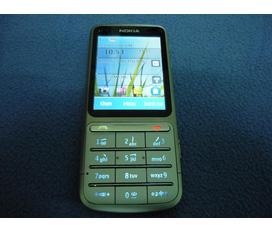 Cần bán Nokia C3 01 chính hãng còn bh mới 97%