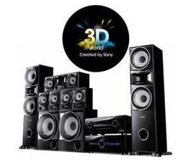 Dàn âm thanh 3D cực đỉnh giá cực sốc