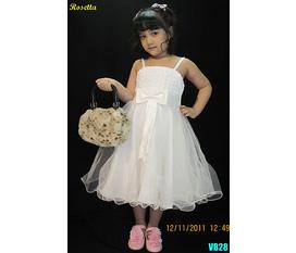 Váy công chúa, váy thời trang và dạ hội cho bé. Bán buôn bán lẻ