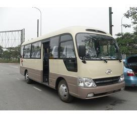 Hyundai County Đồng Vàng giá tốt nhất Miền Bắc tặng thuế trước bạ