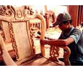 Sửa chữa đồ gỗ Mỹ nghệ tại nhà
