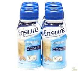 Cung Cấp Sĩ Sữa Ensure Chai Nước
