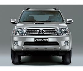 Đại lý Toyota Hà Nội chuyên cung cấp Fortuner chính hãng