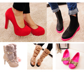 Boots đẹp cho mùa đông ấm áp