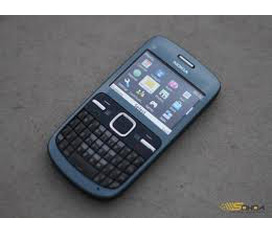 Nokia c3 mau blue còn bh 5 tháng đây