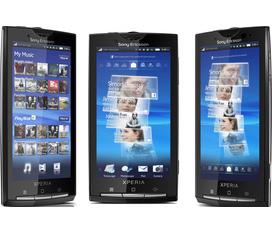 Bán Sony XPERIA X10i Balck Máy đẹp long lanh như trong tranh Full Ảnh chụp