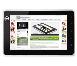 TSMobile chuyên cung cấp máy tính bảng PI N002 ARM Cortex A9 1GHz, 512MB RAM, 4GB Flash Driver, 7 inch, Android OS v2.
