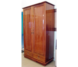 Tủ áo gỗ tự nhiên, chất lượng, giá cạnh tranh Hoàng Anh Gia Lai