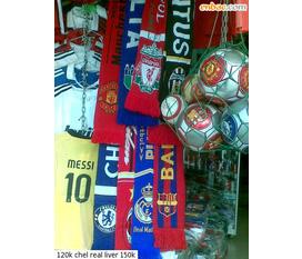 Khăn cho fan bóng đá Anh