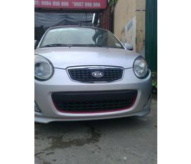 Lô Kia Morning SLX mới về, xe đẹp, giá tốt, hỗ trợ đăng ký đăng kiểm