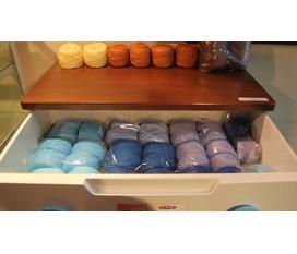 Amiko Chuyên sợi cotton móc, đan thú bông, quần, áo e bé