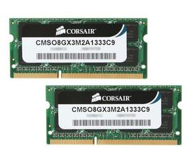 Ram Corsair 8GB kit ddr3 pc3 10600, mới 100% nguyên hộp