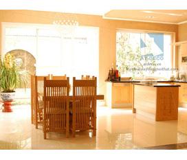 Công ty AT số 8 Trần Điền Hà Nội thiết kế những kiểu dáng Tủ Bếp,Bàn Ghế chắc chắn làm bạn KHÔNG THỂ KHÔNG gọi cho c