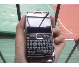 Nokia E71 Grey bảo hành dài máy đẹp 98% ảnh thật