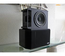 Bose 301 Seri IV loa karaoke cao cấp, chất lượng âm thanh hoàn hảo, Nghe nhạc và hát karaoke đều rất hay