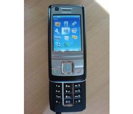Cần bán NOKIA 6280 hàng chính hãng,zin,camera 2.0 MP có đèn flash hỗ trợ,đủ pk giá 650k
