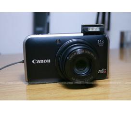Bán máy ảnh siêu zoom kiểu dáng nhỏ gọn Canon Sx210is, 14mp, 14x zoom,... Giá hợp lý
