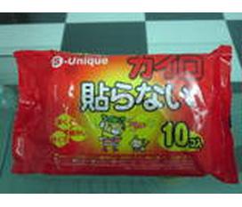 Thanh lý miếng dán giữ nhiệt hàng Nhật giá shock 130K