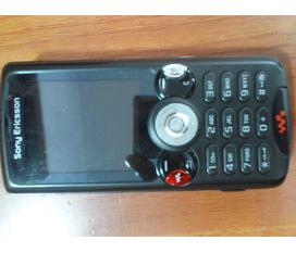 Cần bán Sony Ericsson W810i chính hãng,máy zin,nghe nhạc mp3 hay,camera 2.0Mp,đủ pk giá 750k