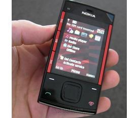 Cần Bán Nokia X3 00 Còn Rin Nhé Beeline màu Đen nhá