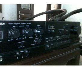 Bán bộ amly Technics SU V60 và Loa JBL750, chất âm cực tốt...