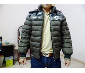 02 Áo khoác nam Made in Vietnam