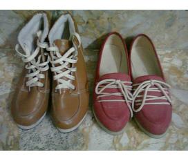 Tết đến r..... Thanh lí 2 em giày SO HOT đây : nhanh tay vào múc các nàng ơiiiiiiiiiiiiiiiiiiiiiiiiiiii