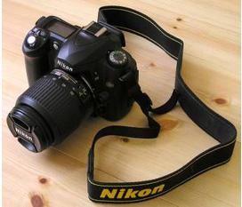 Bán Nikon D50 cho bác nào chụp tết đây
