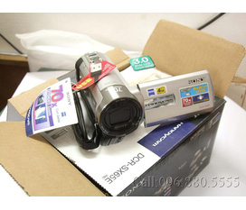 Bán 2 máy quay handycam Sony DCR SX65E và SONY DCR SX15e mới 100%