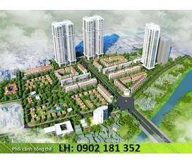 Chung cư CT1 dự án thành phố xanh