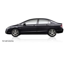 Honda Ô tô Civic, Accord, CR V, khuyến mãi đặc biệt