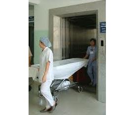 Thang máy bệnh viện Mitsubishi Tam Long