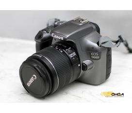 Thanh lý máy ảnh Canon EOS 1100D mới 100% , nguyên hộp