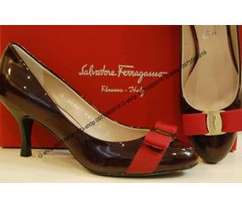 Chuyên giầy cao cấp Salvatore Ferragamo hàng loại 1.