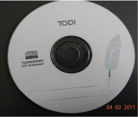 Đĩa cd trắng todi cd trắng ,dvd trắng