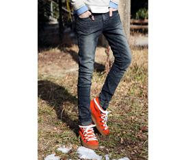 Quần Jeans Skinny Hàn Quốc phorm đẹp cực HOT